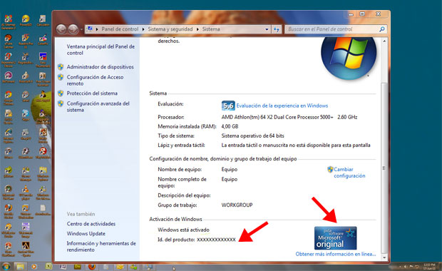 Serial Windows 7 Ultimate